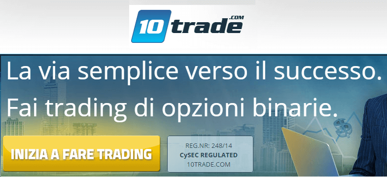 opzioni binarie 10 trade