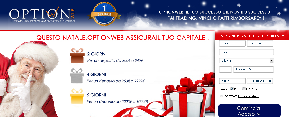 Forex option web