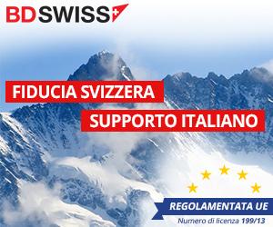 Broker opzioni binarie con bonus senza deposito italiano