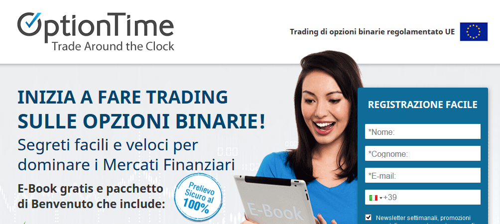 Optiontime trading