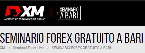seminario trading bari