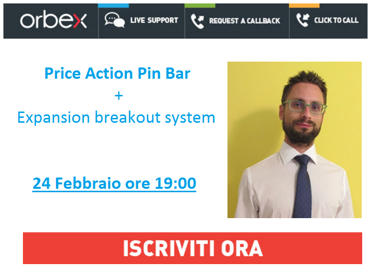 webinar price action pin bar