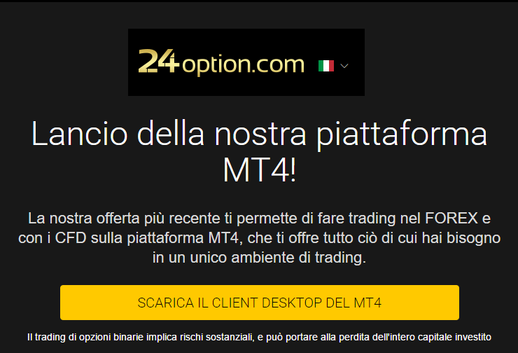 24option cfd e forex