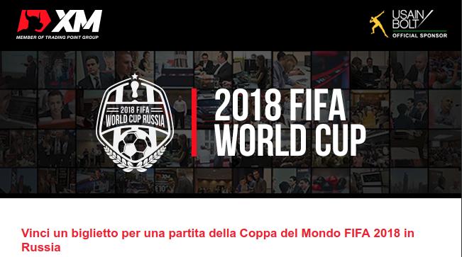 bonus forex fifa world cup mondiali calcio 2018